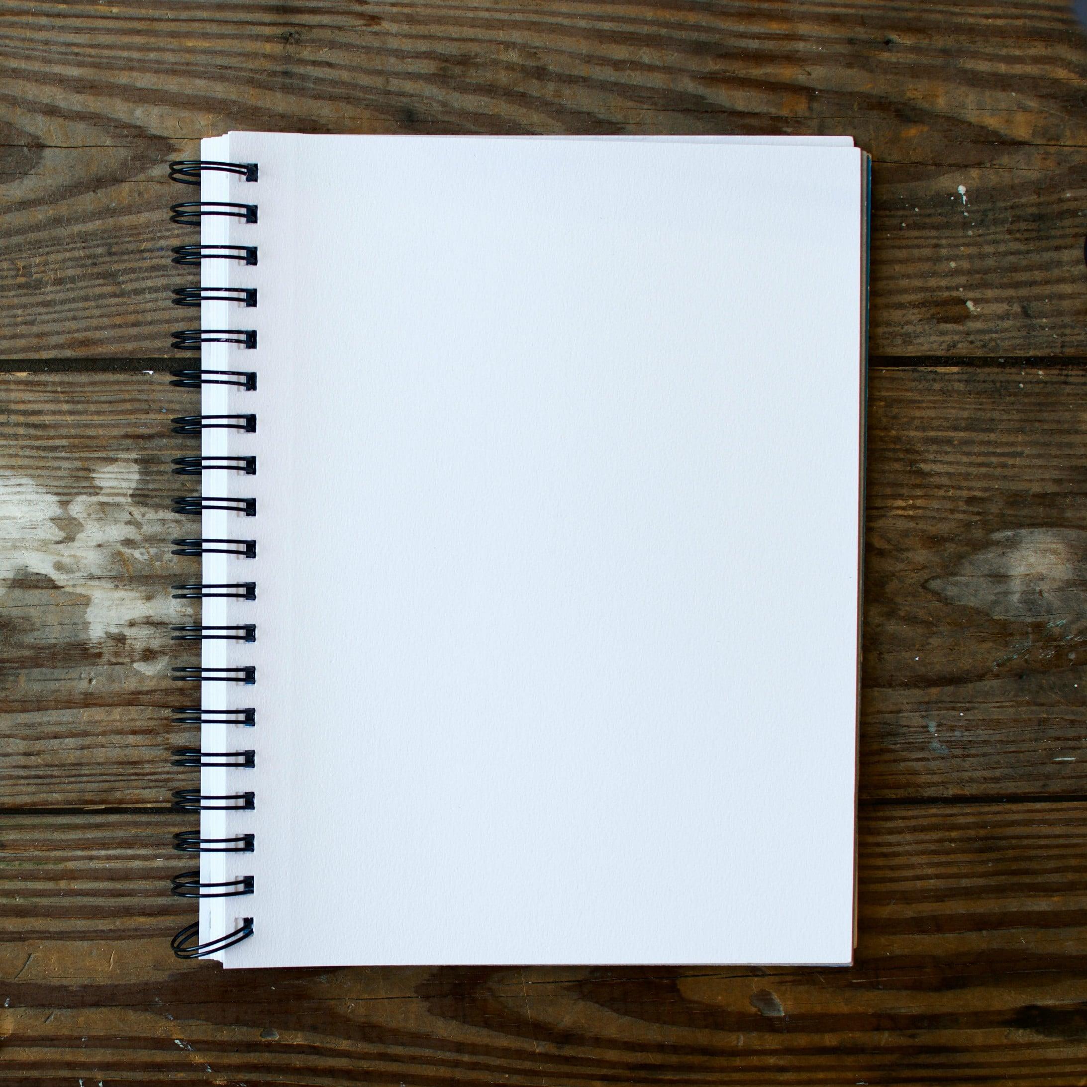¿Síndrome del folio en blanco?