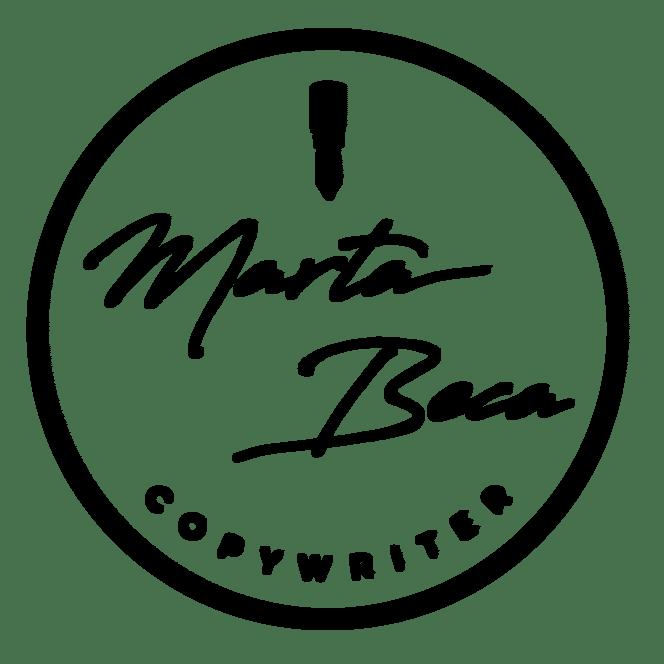 Marta Beca Copywriter